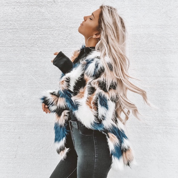 Dolly Girl Fashion Jackets & Blazers - Fly With It Coat